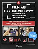 Film ab – Die Video-Werkstatt für junge und junggebliebene Filmemacher: Lerne grundlegende Techniken, kreative Abläufe und die anschließende Bearbeitung von Videos.