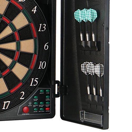 Ultrasport elektronischer Dartautomat mit Türen - 3