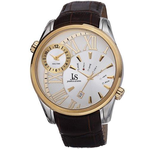 Montre bracelet - Homme - Joshua & Sons - JS72YG