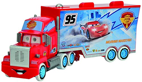 4x4 Car 24 1 Rc (Dickie Spielzeug 203089593 - Disney Cars Ice Racing RC Turbo Mack Truck 1:24)