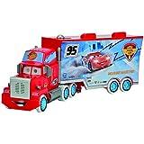 Dickie Spielzeug 203089593 - Disney Cars Ice Racing RC Turbo Mack Truck 1:24