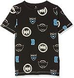 NAME IT Jungen T-Shirt Nitbatman IB SS Top Nmt Wab, Schwarz (Black Black), 146