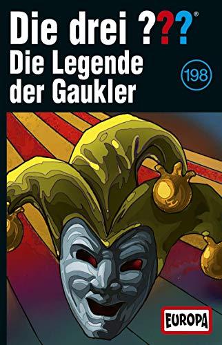 198/die Legende der Gaukler [Musikkassette] [Musikkassette] [Musikkassette] [Musikkassette]