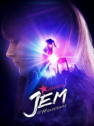 Jem and the Holograms [dt./OV] Universal-sucher