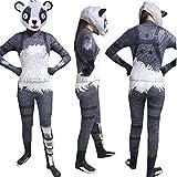 Yacn Fortnite Kostüm Kleidung Grauer Bär Cospaly Adult, Spandex Zentai Overall