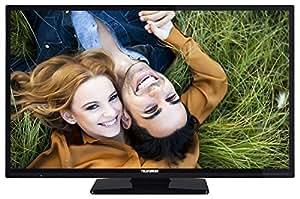 Telefunken XH32A101 81 cm (32 Zoll) Fernseher (HD Ready, Triple Tuner, DVB-T2 H.265/HEVC)