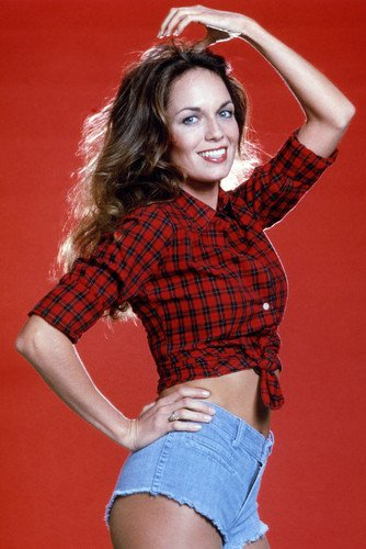 Catherine Bach in the 70s Poster