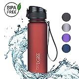 """Best Bottiglie di acqua per le scuole - 720°DGREE Bottiglia di acqua in Tritan """"uberBottle"""" Review"""