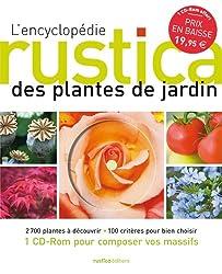 L'encyclopédie Rustica des plantes de jardin (1Cédérom)