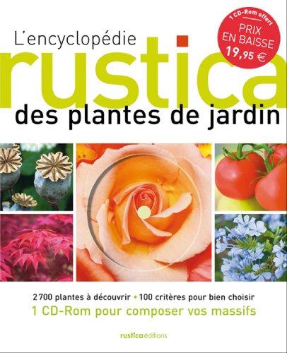 L'encyclopédie Rustica des plantes de jardin (1Cédérom) par Thérèse Trédoulat