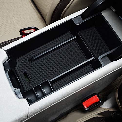 Central Armlehne Container, xpccj rutschfeste Kfz-Central Aufbewahrungsbox Behälter Organizer Auto Zubehör für Benz A B CLA GLA
