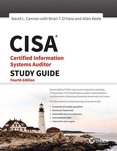 CISA: Certified Information Systems Auditor Study Guide (SYBEX)