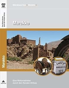 DVD: Motorradtour durch Marokko / Video, GPS-Daten & Reisebericht als PDF
