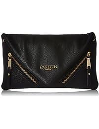 Carlton London Sandy Women's Clutch (Black)