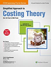 Simplified Approach to Costing Theory (For CA Final and CWA Final) (Old and New Syllabus)