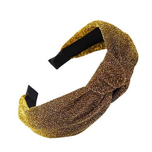 Committede Helle Seide Stirnband Damen Kopfband Haarband Turban Elastische Weiche Stirnband Blume Muster bedruckt Verdreht Baumwolle bandana kopftuch Wickeln Niedlich -
