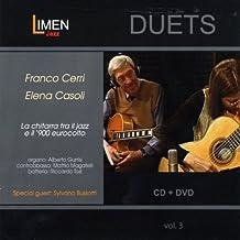 La chitarra tra il jazz e il '900 eurocolto: Duets Vol. 3