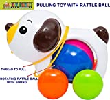 #10: TOY STATION - PULL ALONG TOY (DOG)