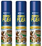 Best aerosoles de la pulga - 2 x en los hogares de pulgas en Review