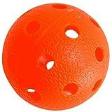 SB-Yhtiöt Floorball / Unihockey / Streethockey Spielball, Hockeyball orange - versandkostenfrei innerhalb Deutschland -