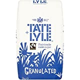 Tate & Lyle Fairtrade Granulated Sugar 2kg