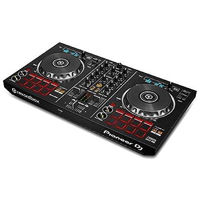Pioneer DDJ-RB portable DJ controller for rekordbox DJ from Pioneer