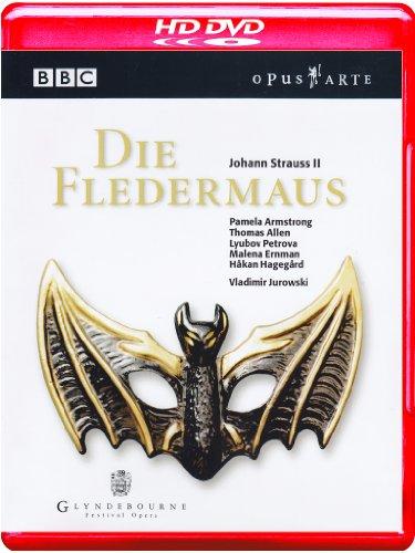 Johann Strauss - Die Fledermaus [HD DVD] [Import allemand]