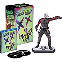 Suicide Squad inkl. Digibook & Deadshot Figur inkl. Blu-ray Extended Cut