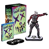 Suicide Squad inkl. Digibook & Deadshot Figur inkl. Blu-ray Extended Cut (exklusiv bei Amazon.de) [3D Blu-ray]