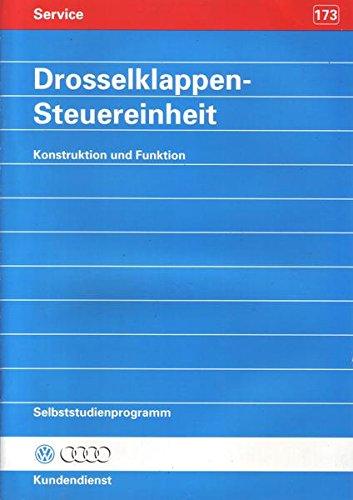 Service Nr. 173 01.1995 Drosselklappen-Steuereinheit