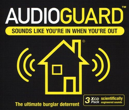 Preisvergleich Produktbild AudioGuard - Soundkulisse zur Sicherung Ihres Heims (3 CDs)