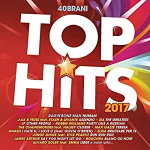 Top Hits 2017 [2 CD]
