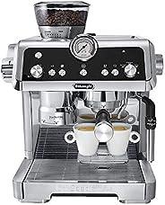ماكينة اسبريسو من ديلونجي، بالون الفضي، موديل EC9335، اصدار الامارات العربية المتحدة