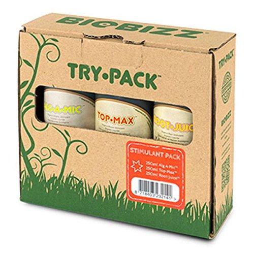 Stimulant Pack - Pack engrais Biobizz