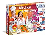 Clementoni Science & Play Kitchen Laboratory Educational & Fun Food Science Set