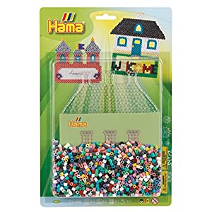 Hama Beads Mixed large Blister Pack Home