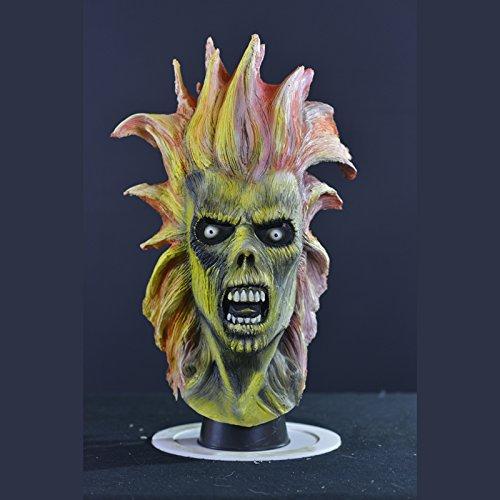 Unbekannt Générique mahal698-Maske Latex Erwachsene Eddie-Iron Maiden-Einheitsgröße