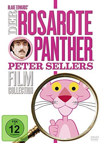 Bild von Der Rosarote Panther - Peter Sellers Collection [5 DVDs]