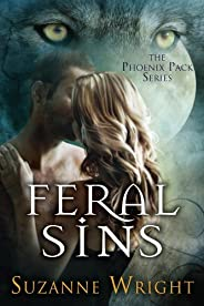 Feral Sins (The Phoenix Pack Book 1) (English Edition)