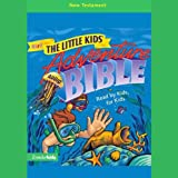 NIrV The Little Kids' Adventure Audio Bible: New Testament