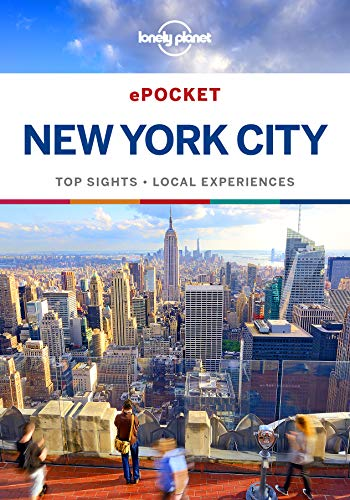 Lonely Planet Pocket New York City (Travel Guide) (English Edition)