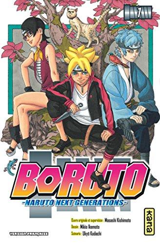 Boruto - Naruto next generations -, tome 1 par Ukyo Kodachi