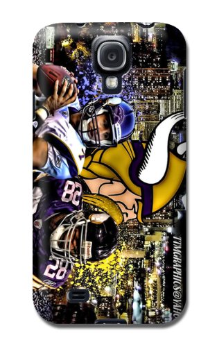 Nfl Minnesota Vikings Protector Protective Hard Case Cover For ...