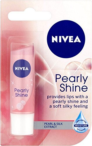 Nivea Lip Balm Care Pearly Shine 4.8g