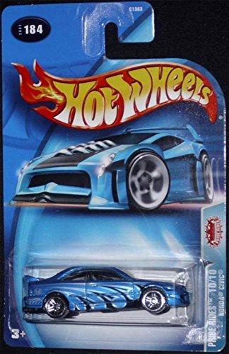 Hot Wheels 2003 Pride Rides 10/10 Honda Civic BLACK #184