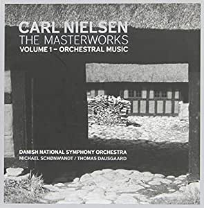 Nielsen: The Masterworks (The Complete Symphonies (Nos. 1-6) And Orchestral Works)