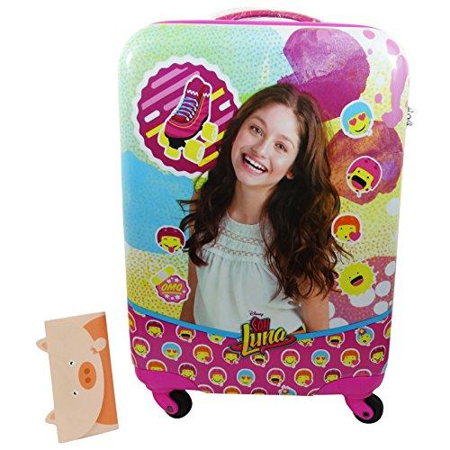 Disney Soy Luna Icons Bolso Mochila Trolley portátil