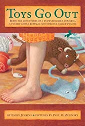 Toys Go Out: Being the Adventures of a Knowledgeable Stingray. a Toughy Little Buffalo. and Someone Called Plastic by Jenkins. Emily ( 2008 ) Paperback