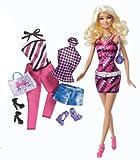 Mattel BBX43 Barbie & Mode Set Barbie