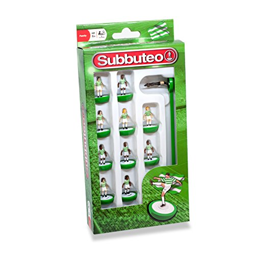 Subbuteo 3465 Player Set  Green White